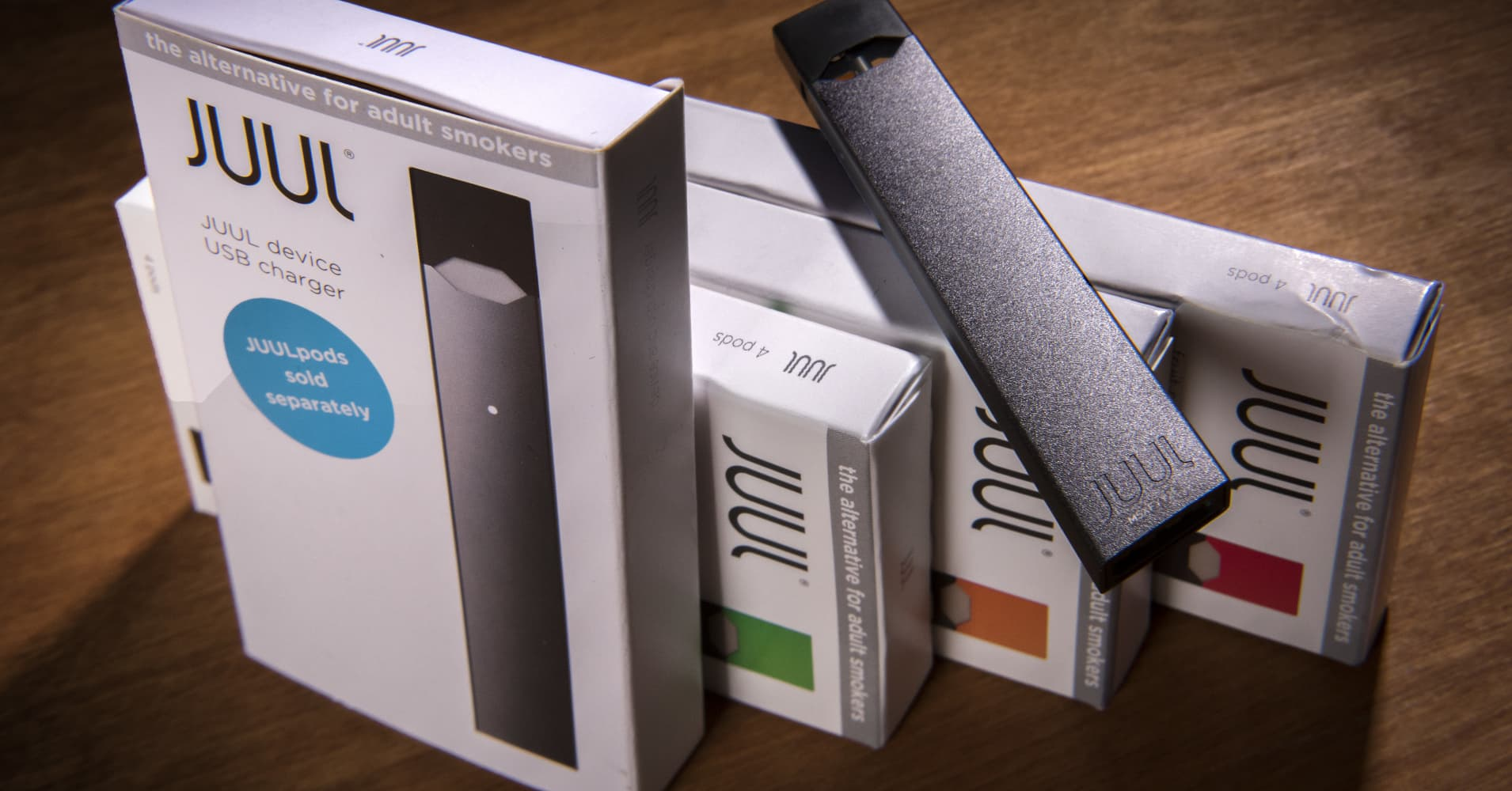 Altria is reportedly in talks to take a minority stake in Juul