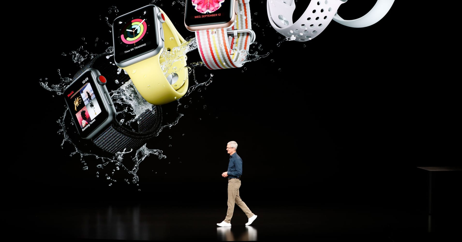 New Apple Watch is luring baby boomers by focusing on health and wellness