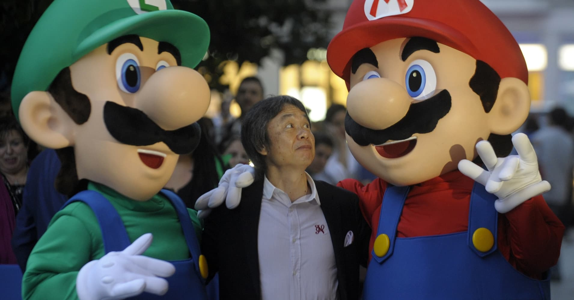 super mario bros how shigeru miyamoto created mario for nintendo