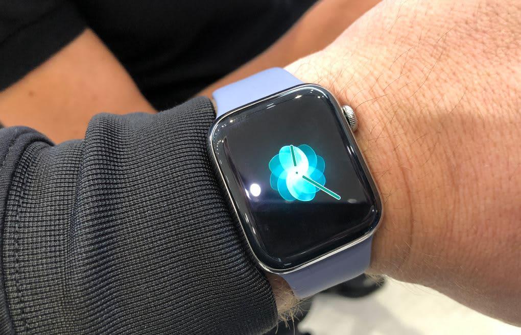 7535fa7b4a8f Apple Watch Series 4 first look