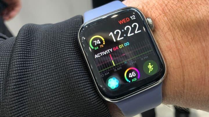 Обзор Apple Watch 4