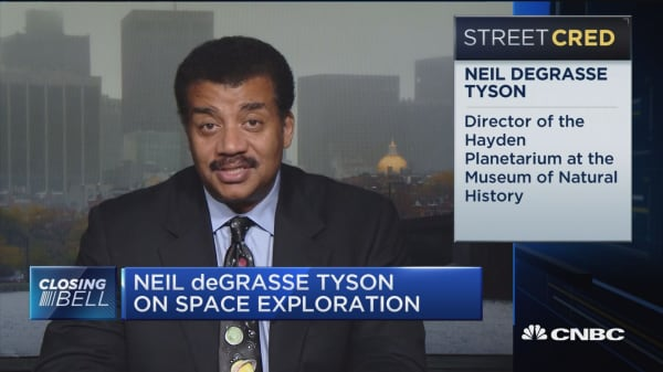 Neil deGrasse Tyson on Elon Musk and Trump's Space Force