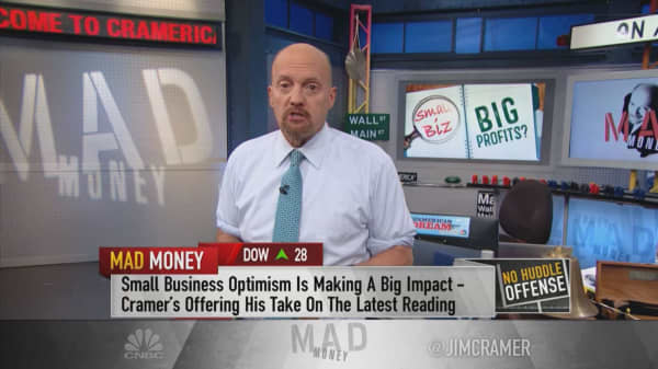 How to invest in the rise of small business optimism