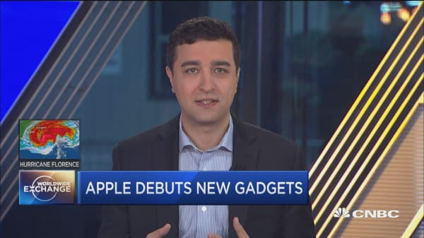 Steve Kovach discusses Apple's latest event
