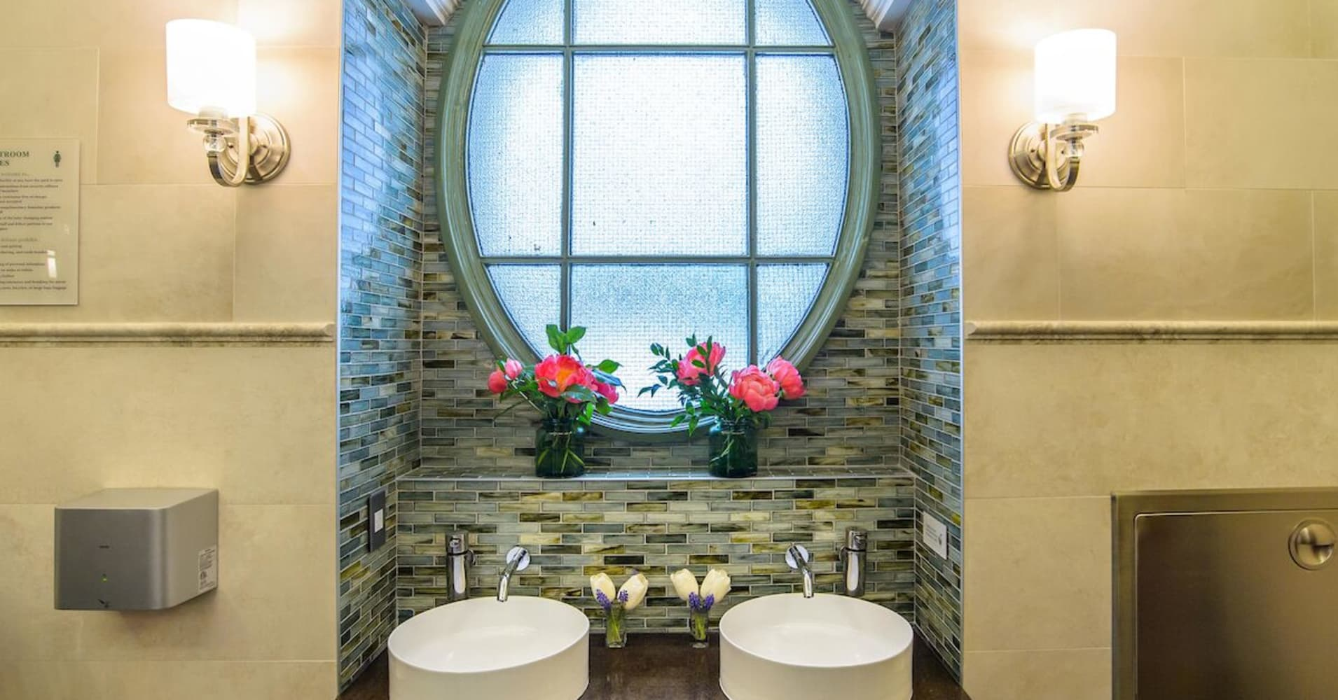 The 10 places vying to become the best restroom in the US
