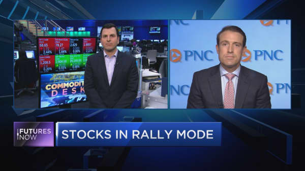 Unstable emerging markets shouldn't harm U.S. rally, PNC top market watcher says