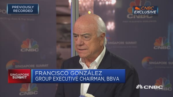BBVA chairman: Feel reassured about Turkey's future
