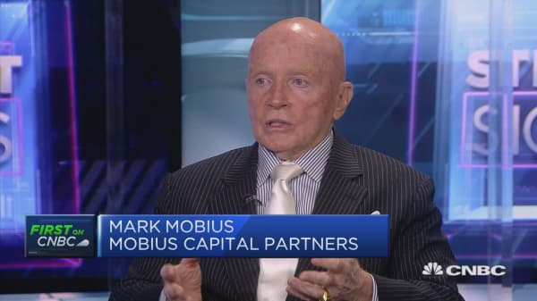 China devaluing its currency amid trade    war 'quite possible': Mobius