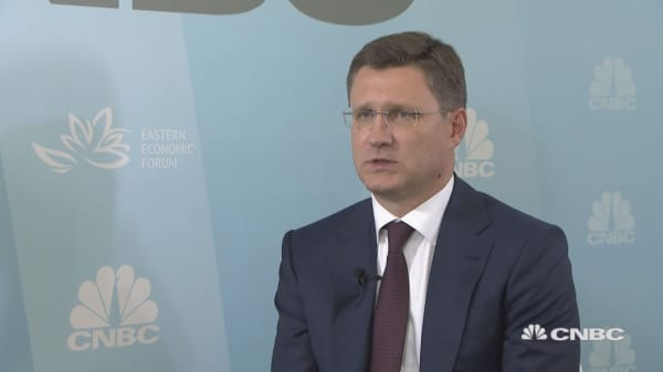 Novak: Russia remains opposed to sanctions on Iran