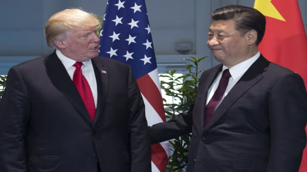 New survey shows firms are feeling the impact of the US-China trade war
