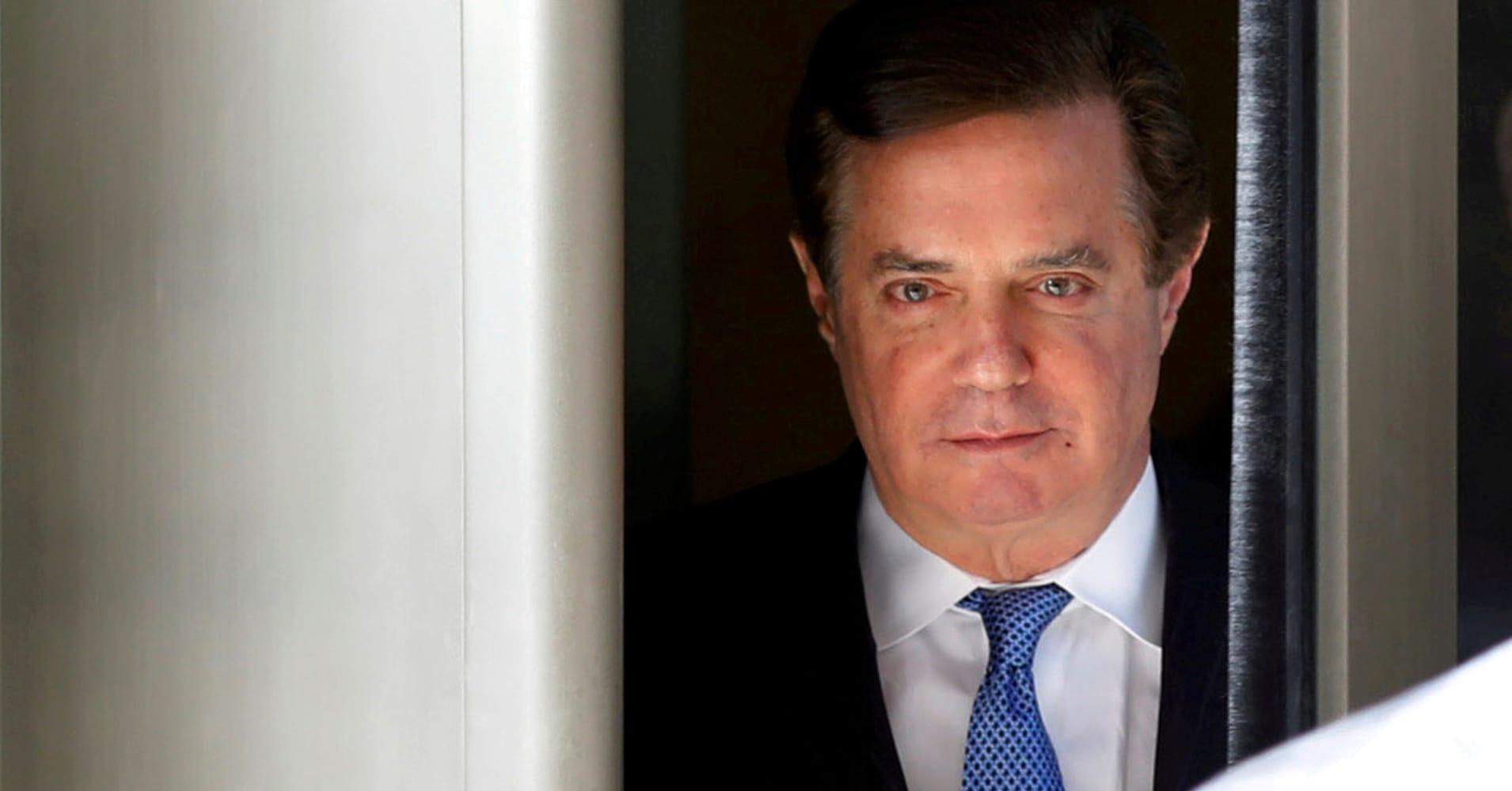 Manafort was in default on Trump Tower condo when he forfeited it