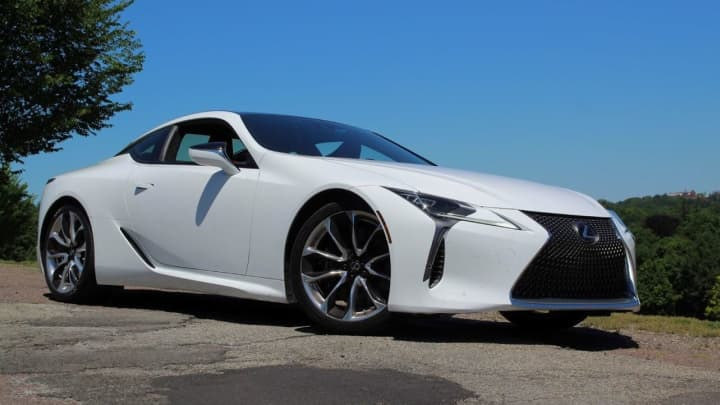 The 2018 Lexus Lc 500 Is My Favorite Super Coupe