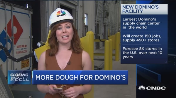 Domino's Pizza CEO on trade war