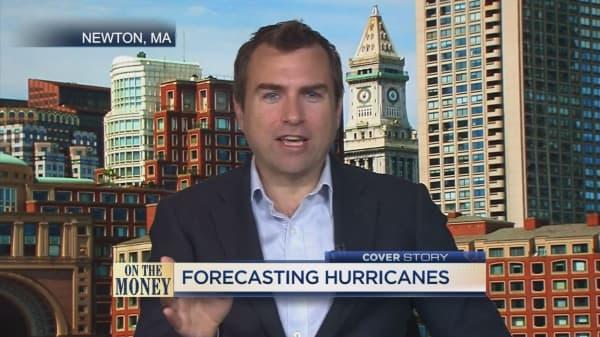 Hurricane impact
