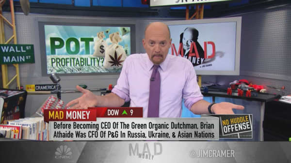 Cramer: Don't get ahead of yourself with cannabis stocks