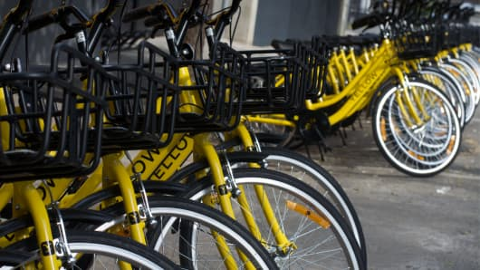 Brazil's bikeshare start-up, Yellow, is offering rental bikes and scooters across Latin America.