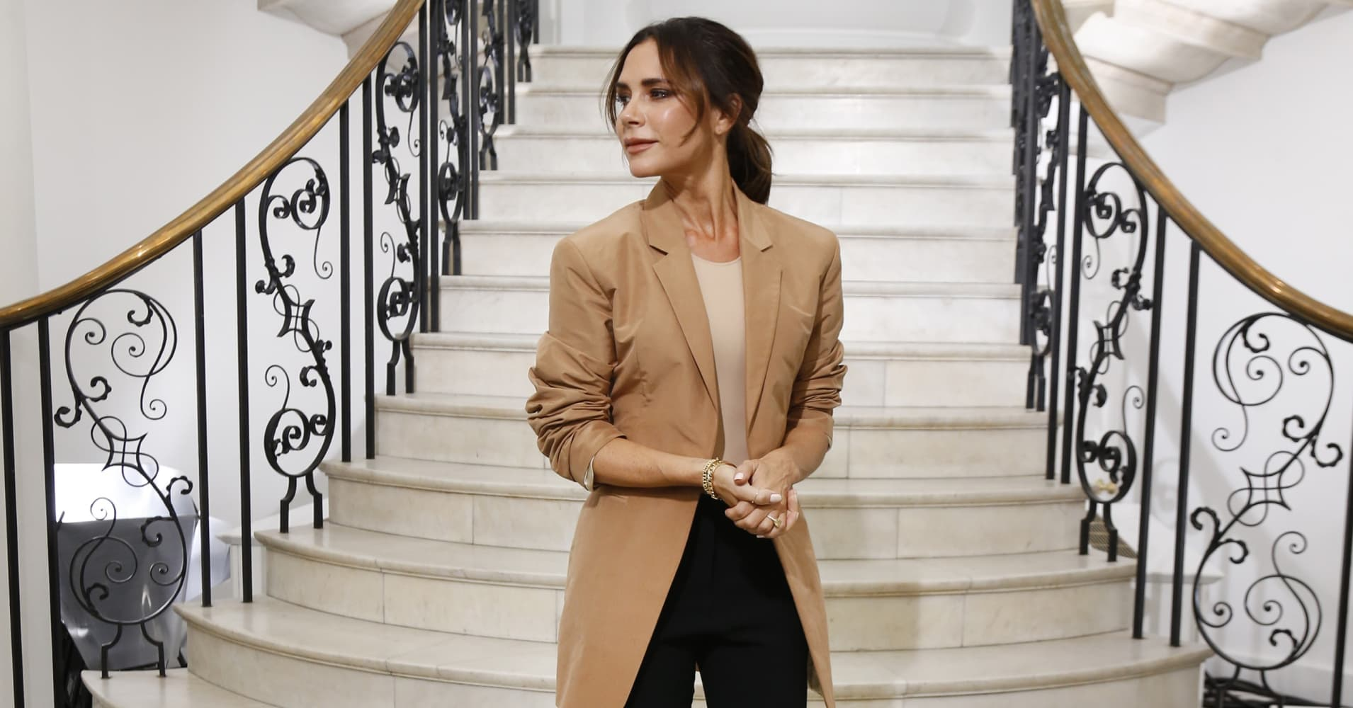 Victoria Beckham has just received a very special honour