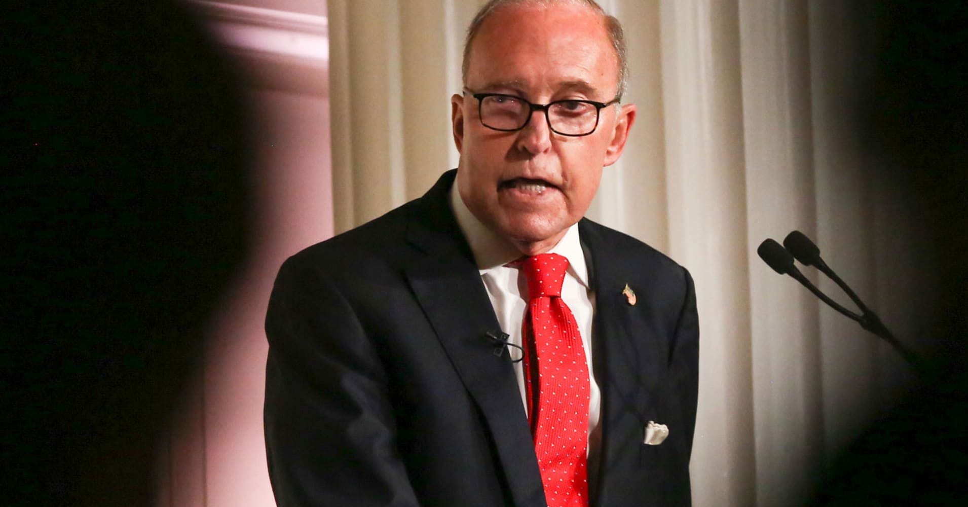Kudlow: No trade deal with China is 'imminent'
