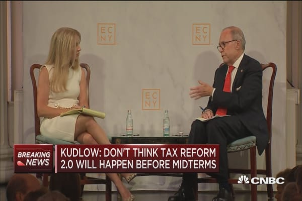 cnbc.com - Kudlow: If economic boom continues, US will be a better country