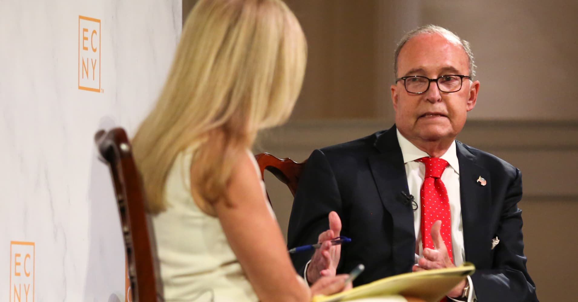 Kudlow: US has the hottest economy in the world today: 'We're crushing it'