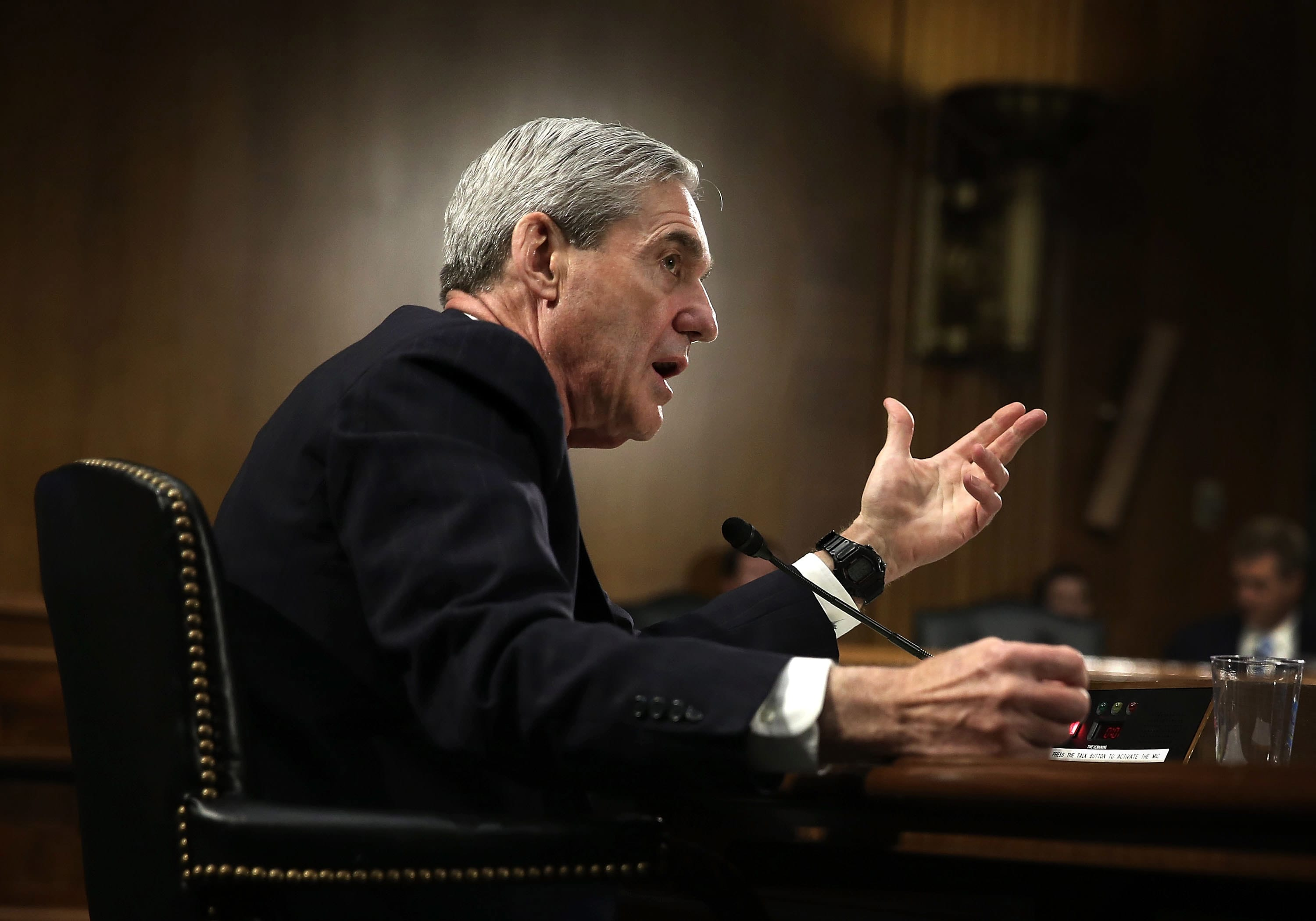 Hasil gambar untuk Judge denies special counsel Robert Mueller's request to delay hearing in Roger Stone associate Jerome Corsi's lawsuit over government shutdown