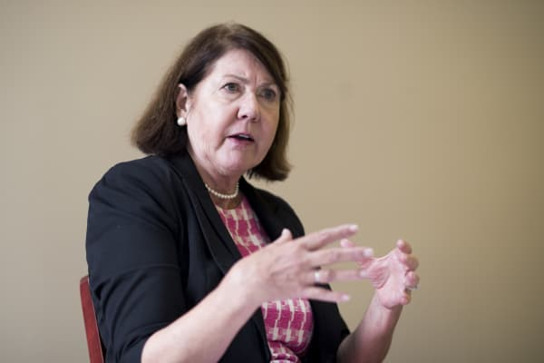 Ann Kirkpatrick, Democratic candidate for Congress from Arizona.