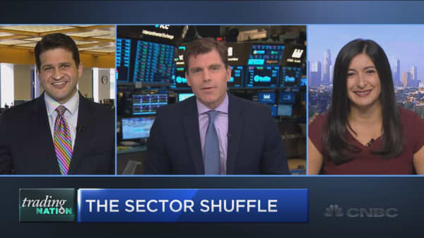A sector shuffle is coming and a top technician reveals the best 2 ways to play it