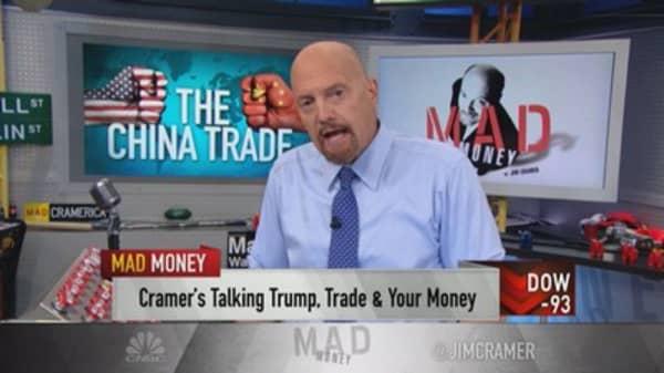 China market wouldn't tumble if US was losing trade war