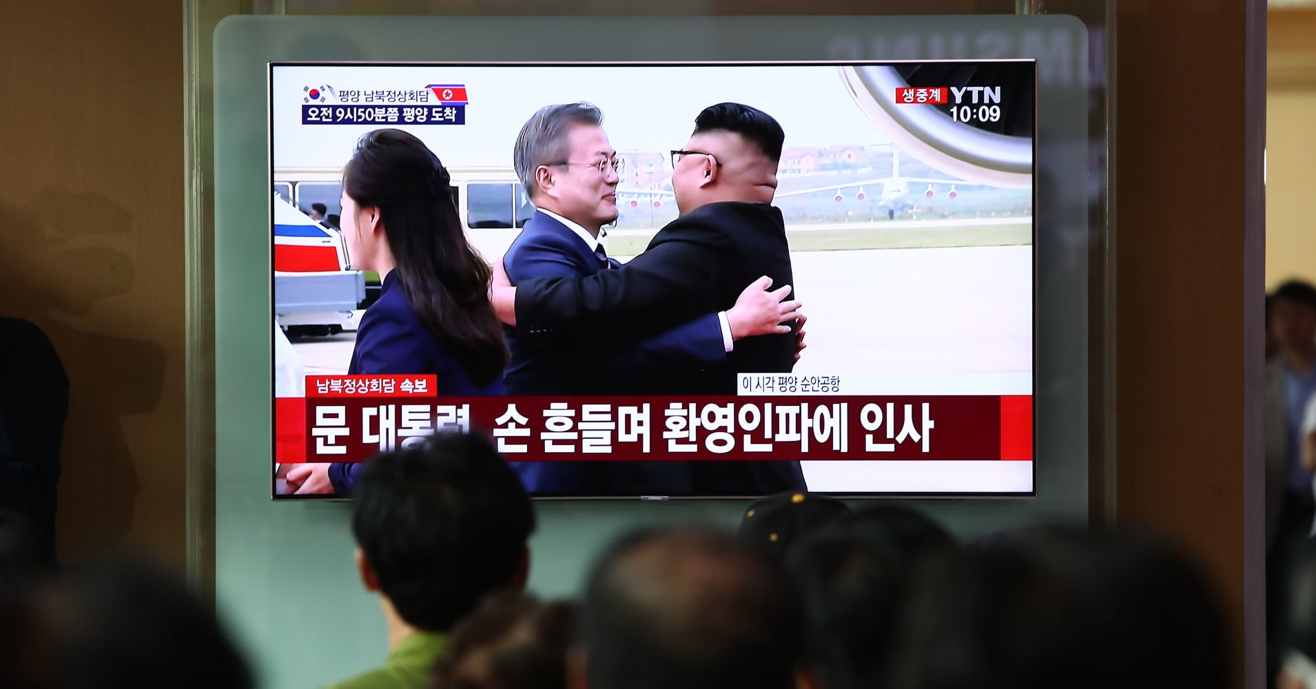 South Korean peace efforts look 'out of sync' with elimination of North Korean nukes