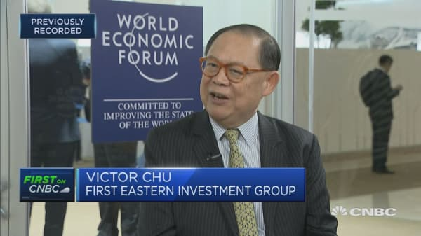 We are in a midst of a major possible financial crisis: CEO
