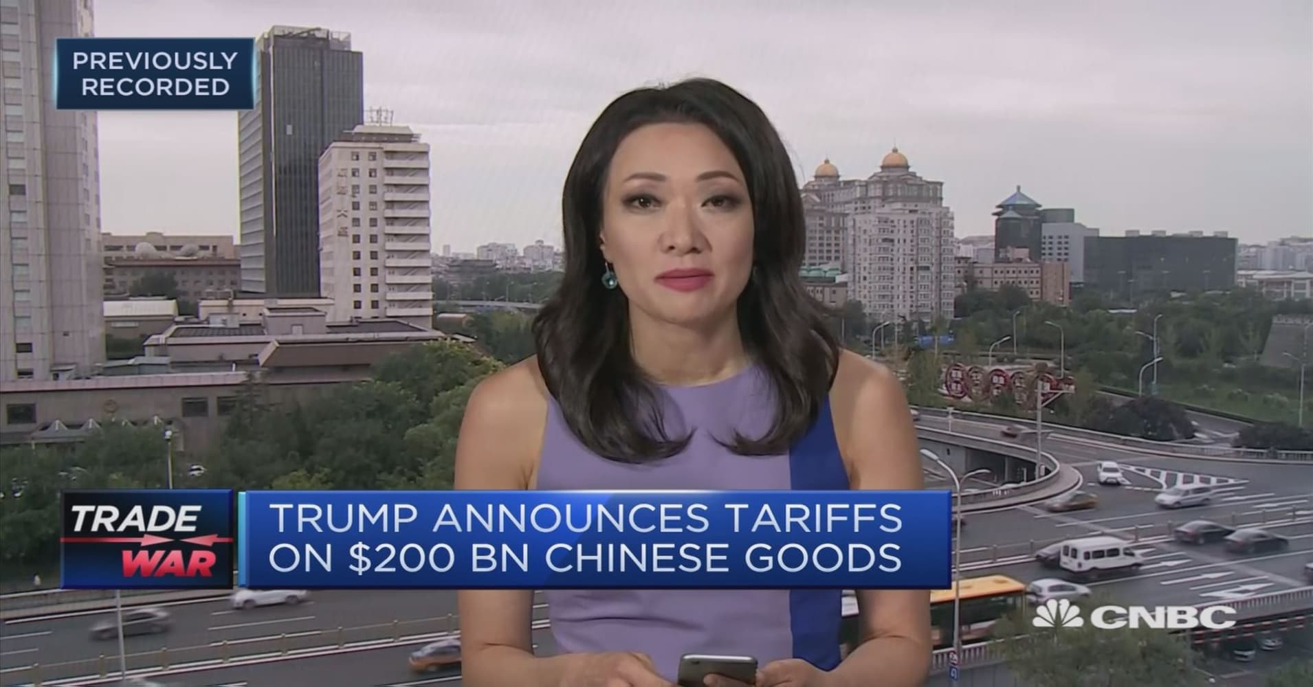 Trump will slap 10% tariffs on $200 billion in Chinese goods — and they will go to 25% at year-end