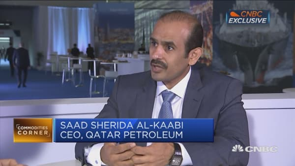 Qatar Petroleum CEO: China taxes potentially damaging to the LNG in the US