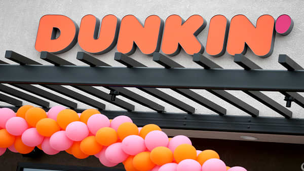 Dunkin Brands' Nigel Travis on his new book about the challenge culture in business
