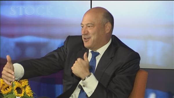 gary cohn jamie dimon would make a phenomenal president