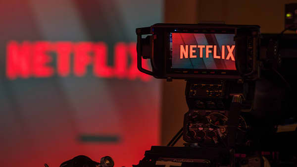 There's a finite number of talent and that's why you see Netflix locking down on them, says analyst