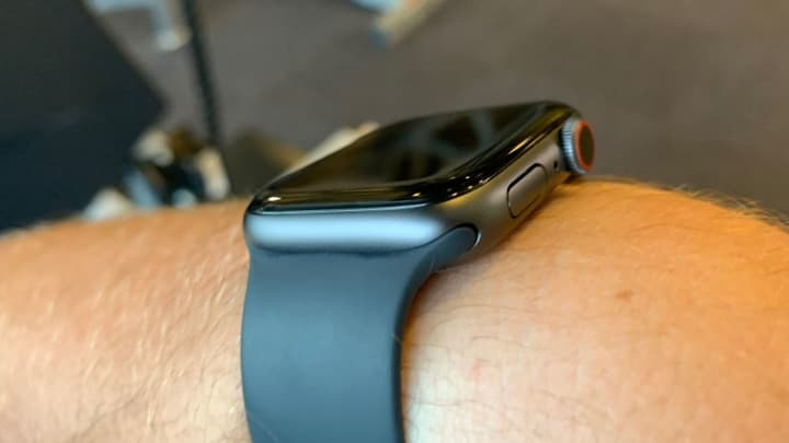 40mm apple watch series 4