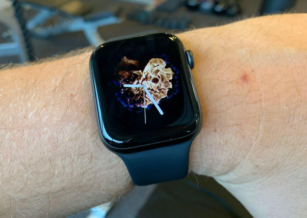 b987e0b3bc4b Apple Watch Series 4 review