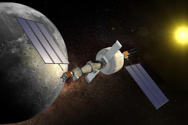 astronaut space habitat - photo #24