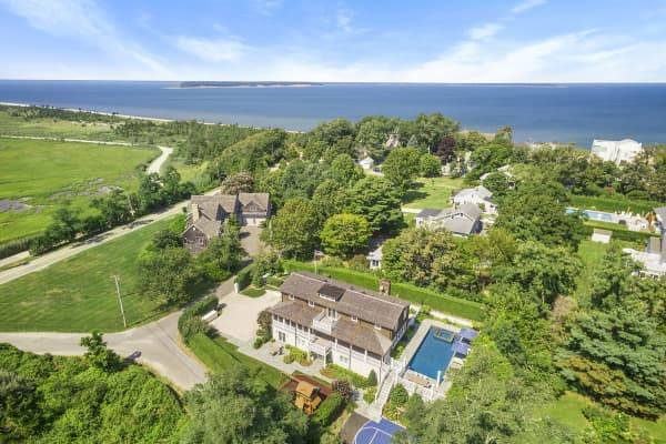 Anthony Scaramucci's Southampton house for sale