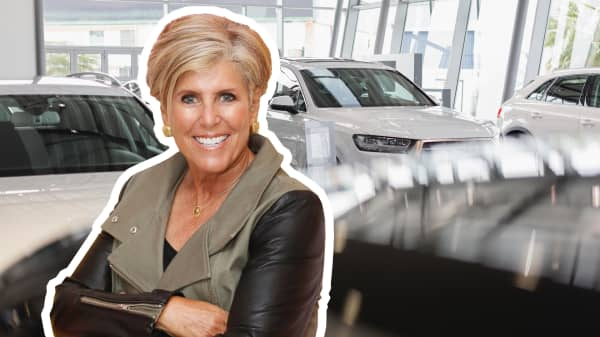 Suze Orman: Why you should buy instead of leasing a car