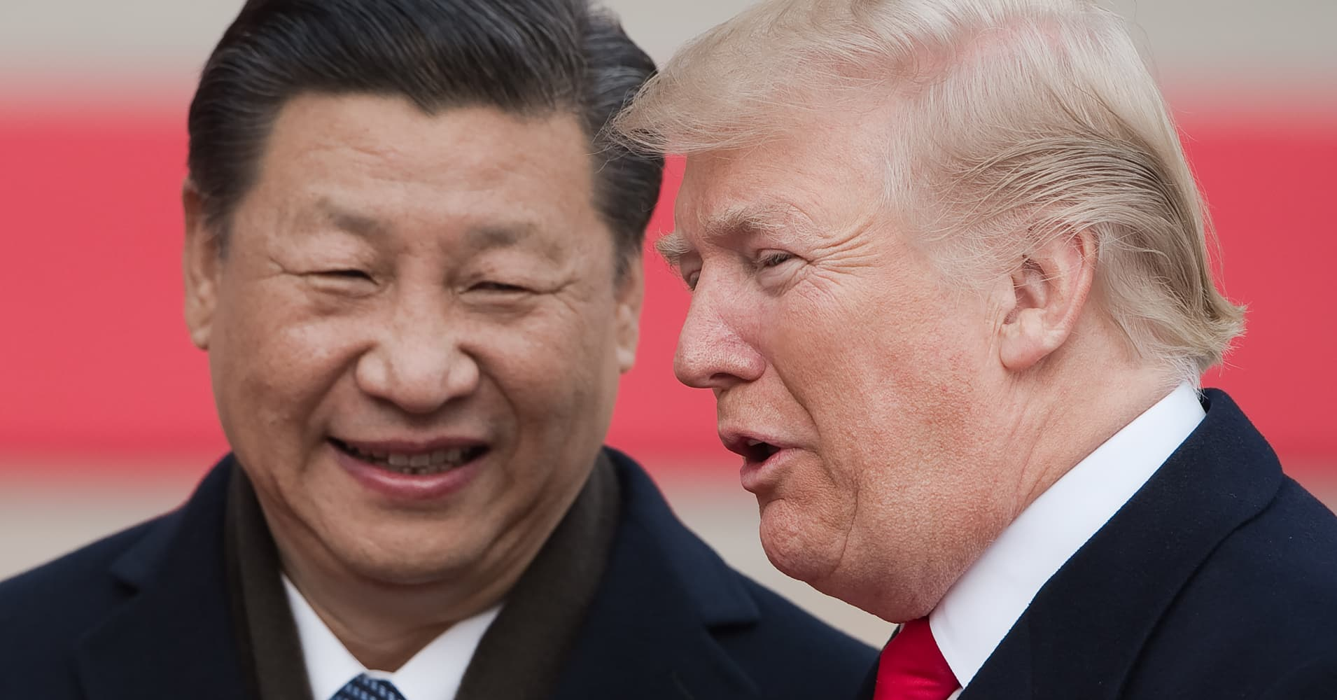 Coca-Cola: Trump and Xi should exchange WeChats to stop trade war