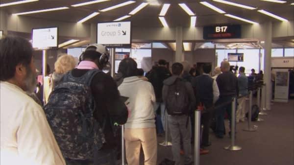 United overhauls its boarding process
