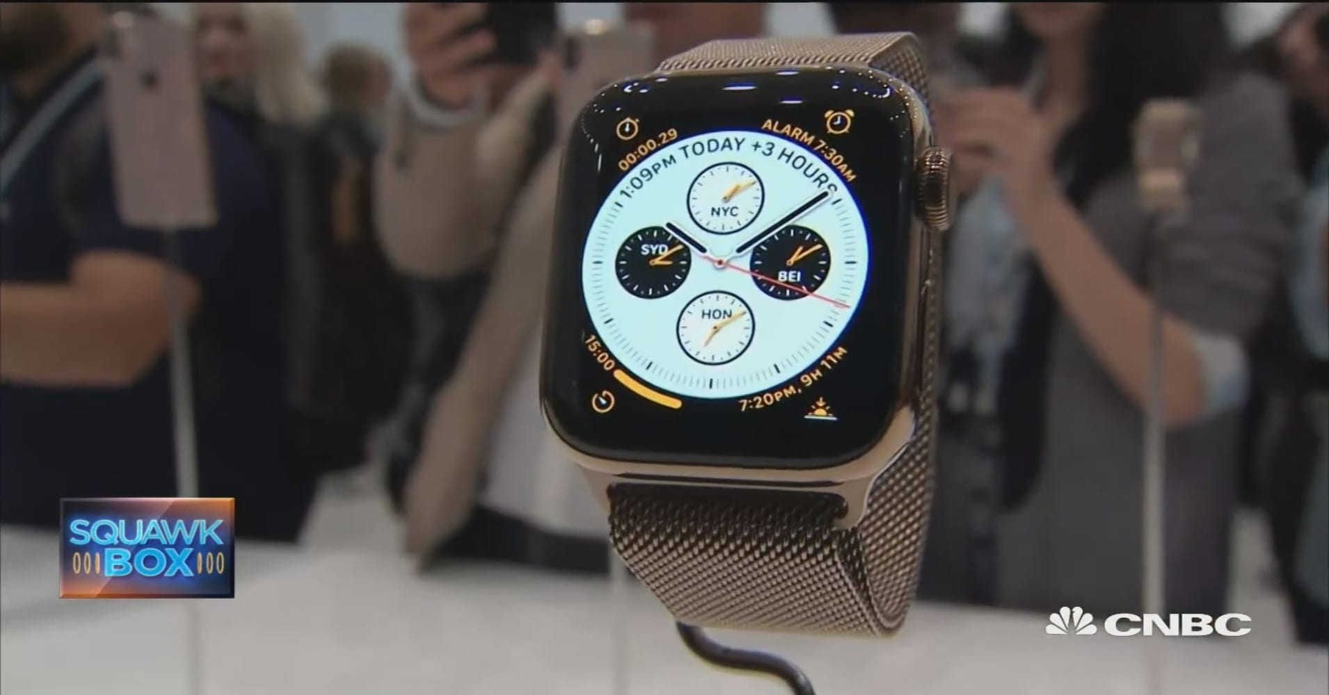 Apple and Zimmer Biomet bring Apple Watch to people getting