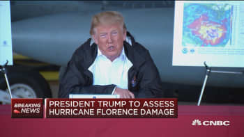 Trump: Nearly 20,000 federal and military personnel supporting response efforts