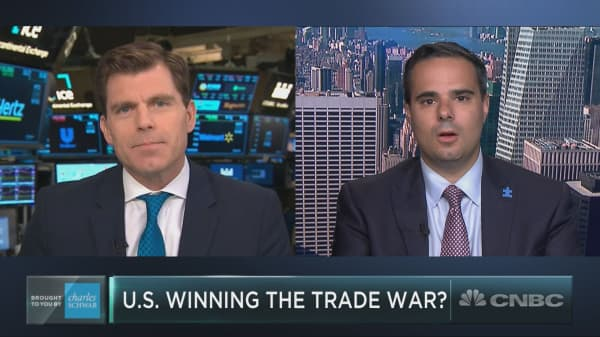One clear indicator shows the U.S. is winning the trade war, money manager says