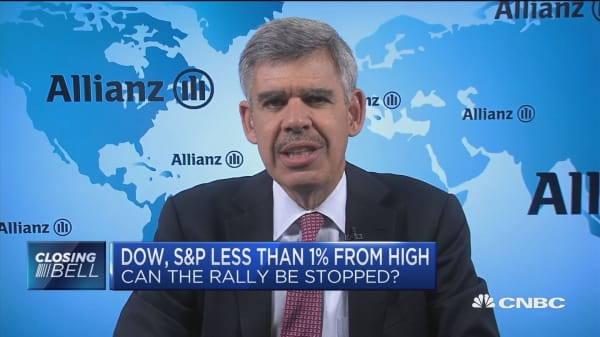 Trade war will get worse before it gets better: El-Erian