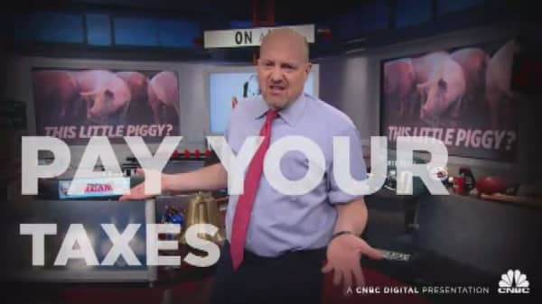 Cramer Remix: The biggest mistake you can make with taxes on your stock market winnings