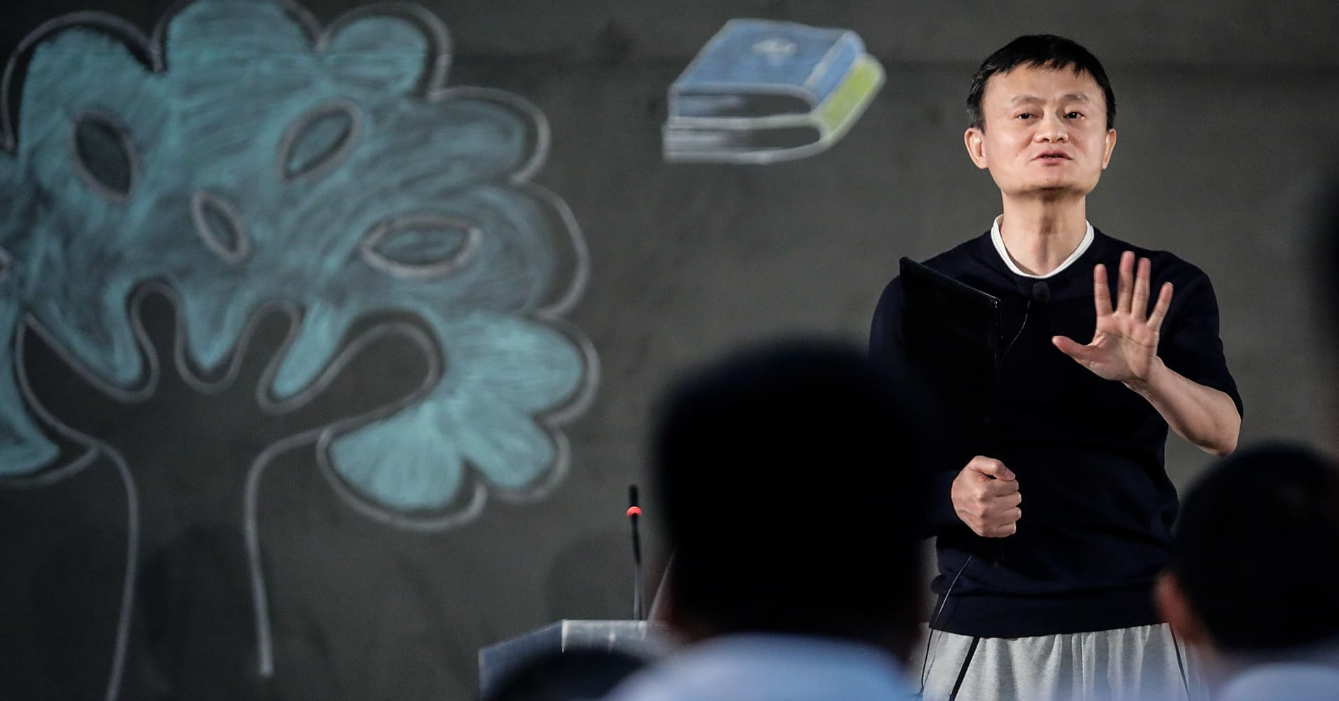 working as a teacher taught alibaba s jack ma this business skill