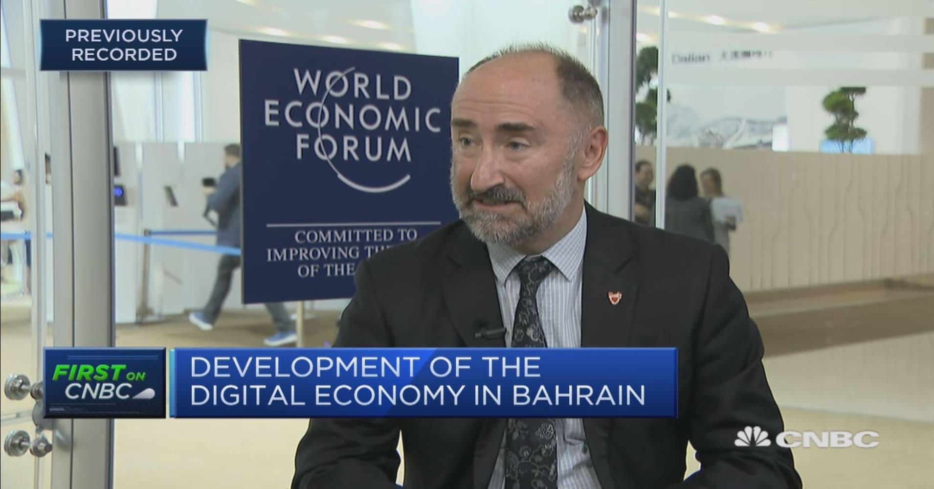 Bahrain is preparing itself for a digital future