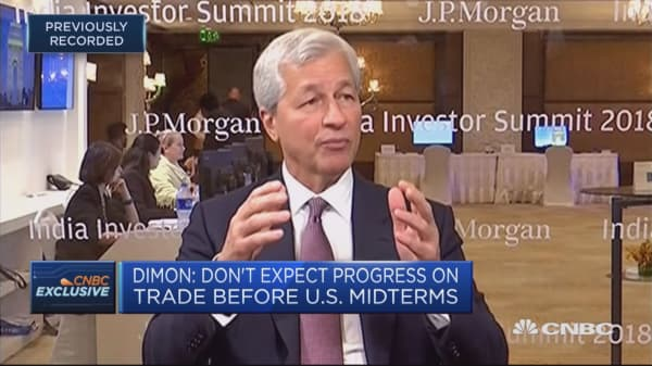 Biggest vulnerability today is cyber, JPMorgan CEO says